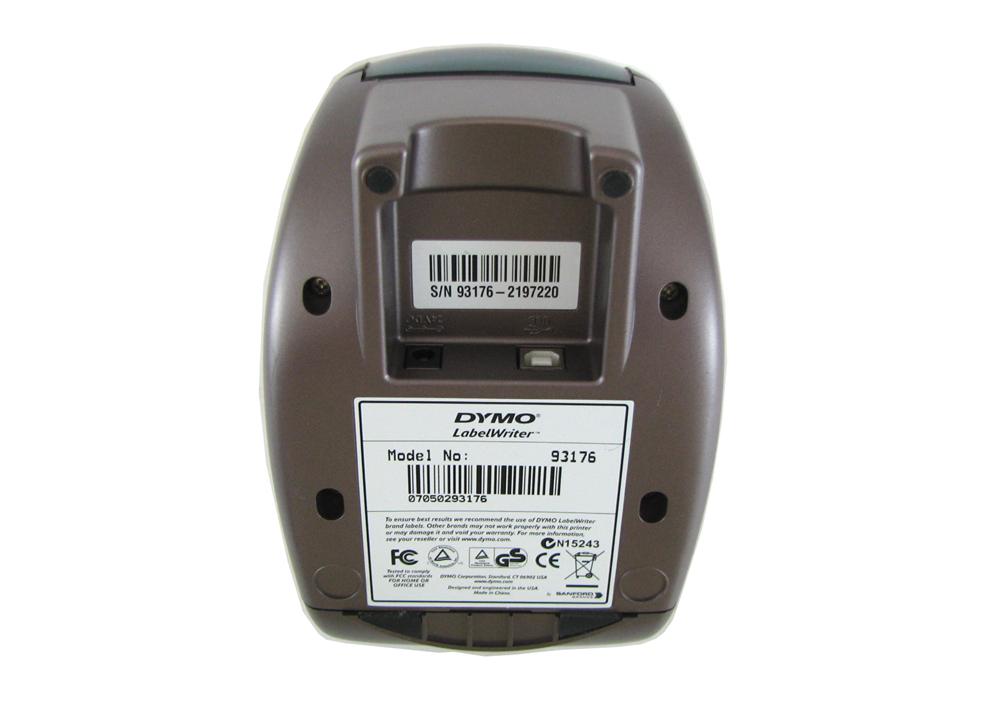 dymo labelwriter 400 turbo manual